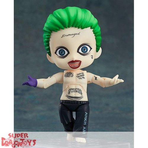 GOOD SMILE COMPANY SUICIDE SQUAD - THE JOKER [SUICIDE EDITION] - NENDOROID COLLECTION