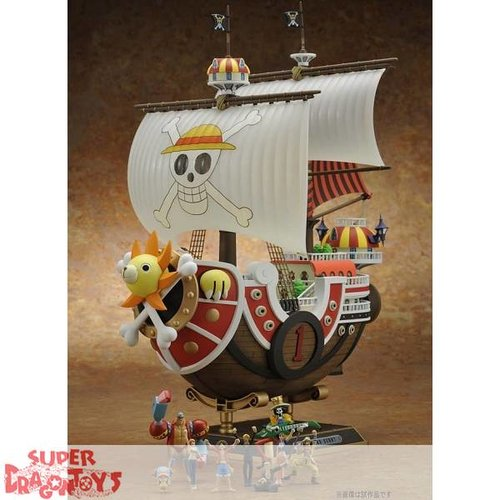 "BANDAI ONE PIECE - THOUSAND SUNNY [NEW WORLD VERSION] - ""SHIP COLLECTION"" MODEL KIT"