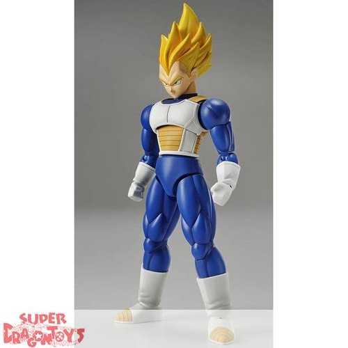 "BANDAI DRAGON BALL Z - SUPER SAIYAN VEGETA - ""FIGURE RISE STANDARD"" MODEL KIT"