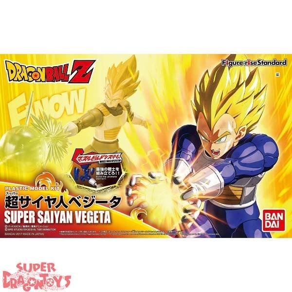 Dragon Ball Z Super Saiyan Vegeta Figure Rise Standard Model