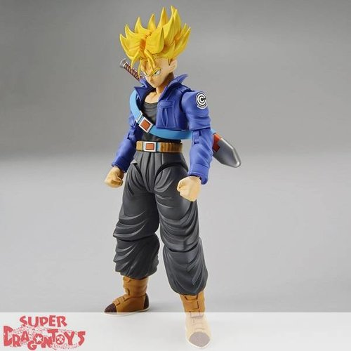 "BANDAI DRAGON BALL Z - SUPER SAIYAN TRUNKS - ""FIGURE RISE STANDARD"" MODEL KIT"