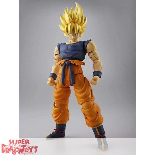 "BANDAI DRAGON BALL Z - SUPER SAIYAN SON GOKOU - ""MG [MASTER GRADE] FIGURE RISE"" MODEL KIT"