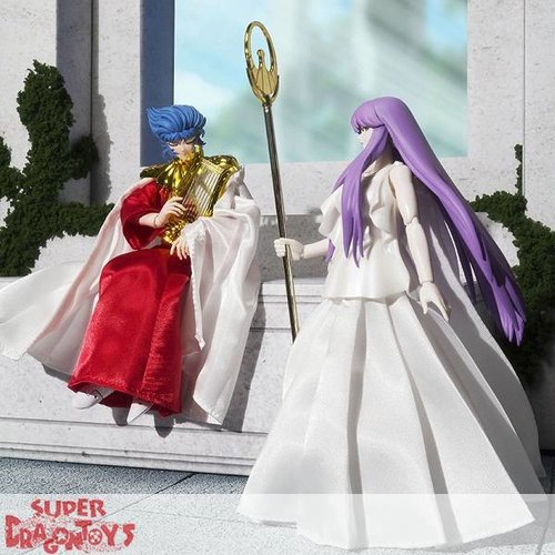 SAINT SEIYA - SUN GOD PHOEBUS ABEL & GODDESS ATHENA - MYTH CLOTH [MEMORIAL SET] LIMITED EDITION