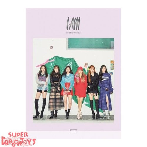 (G)I-DLE - I AM - 1ST MINI ALBUM