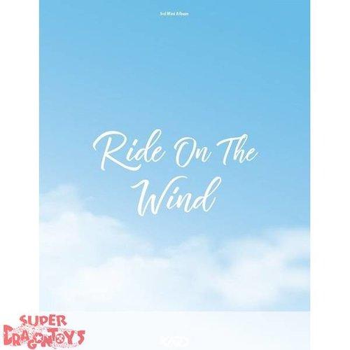 KARD - RIDE ON THE WIND - 3RD MINI ALBUM