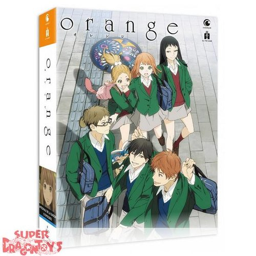 @ANIME ORANGE - INTEGRALE - COFFRET DVD