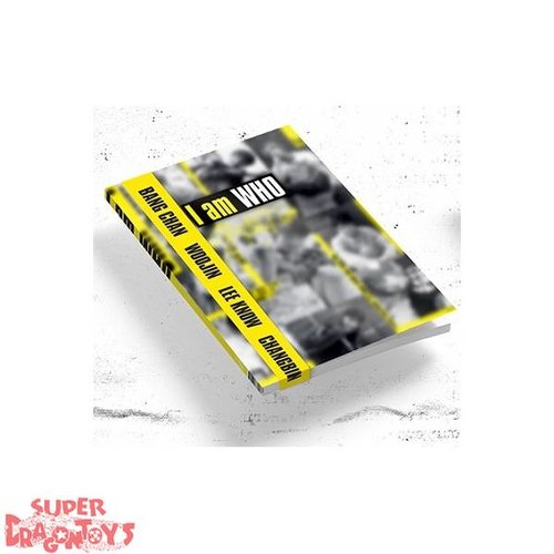 STRAY KIDS - I AM WHO - [I AM] VERSION - 2ND MINI ALBUM