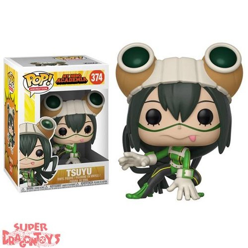 MY HERO ACADEMIA - TSUYU - FUNKO POP