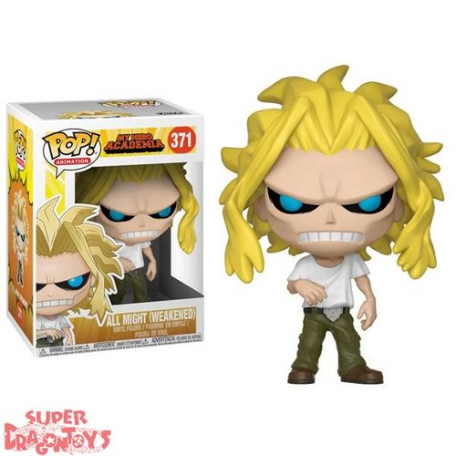 MY HERO ACADEMIA - ALL MIGHT [WEAKENED] - FUNKO POP