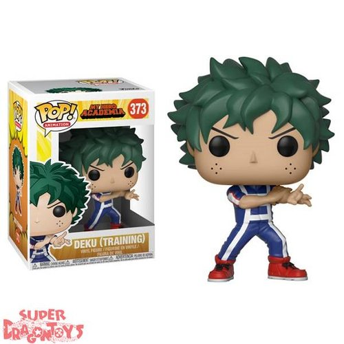 FUNKO  MY HERO ACADEMIA - DEKU [TRAINING] - FUNKO POP