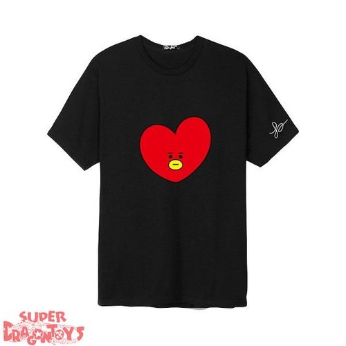 "BTS - TATA [V] - ""BT21"" COLLECTION TSHIRT"