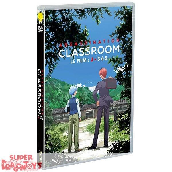 KANA HOME VIDEO ASSASSINATION CLASSROOM - LE FILM : J-365 - DVD