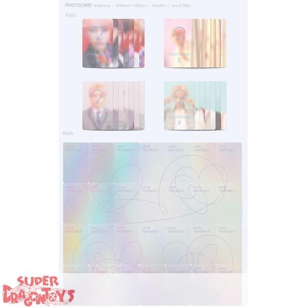 "BTS - LOVE YOURSELF ""ANSWER"" - [E] VERSION - SPECIAL ALBUM"