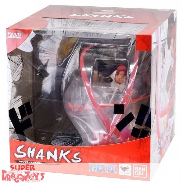 ONE PIECE - SHANKS [HAO SHOKU HAKI VERSION] - FIGUARTS ZERO EXTRA BATTLE