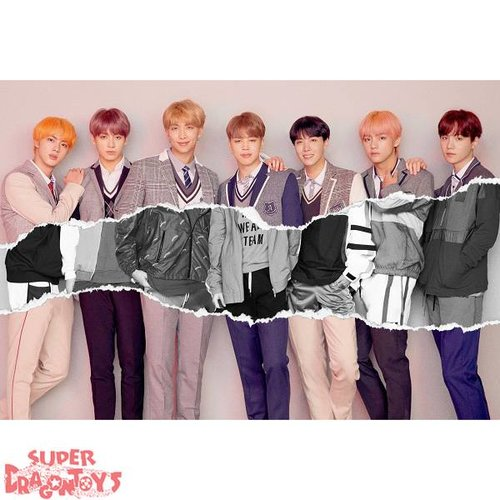 "BTS - ""LOVE YOURSELF ANSWER"" OFFICIAL POSTER - [L] VERSION"