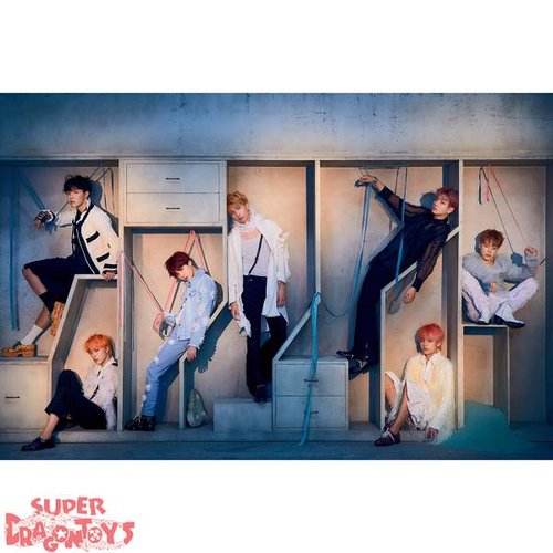 "BTS - ""LOVE YOURSELF ANSWER"" OFFICIAL POSTER - [E] VERSION"