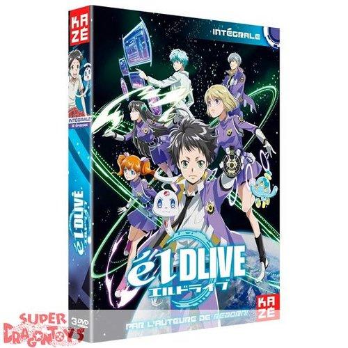 ELDLIVE - INTEGRALE - COFFRET DVD