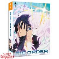 @ANIME BIG ORDER - INTEGRALE - COFFRET DVD