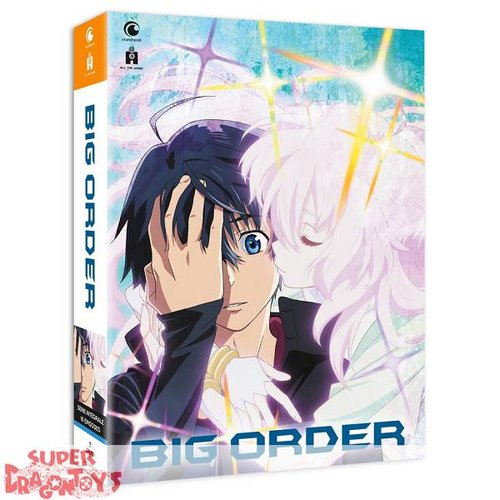 BIG ORDER - INTEGRALE - COFFRET DVD