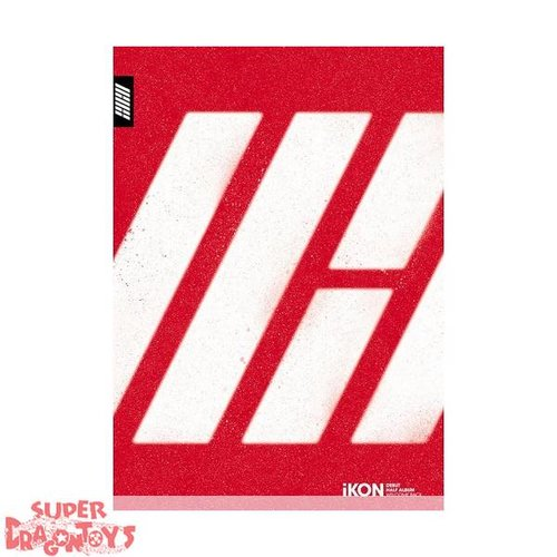 "IKON - WELCOME BACK - DEBUT ""HALF"" ALBUM"