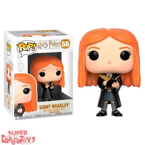 FUNKO  HARRY POTTER - GINNY WEASLEY - FUNKO POP