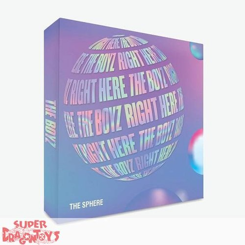 THE BOYZ - THE SPHERE - [DREAM] VERSION - 1ST SINGLE ALBUM
