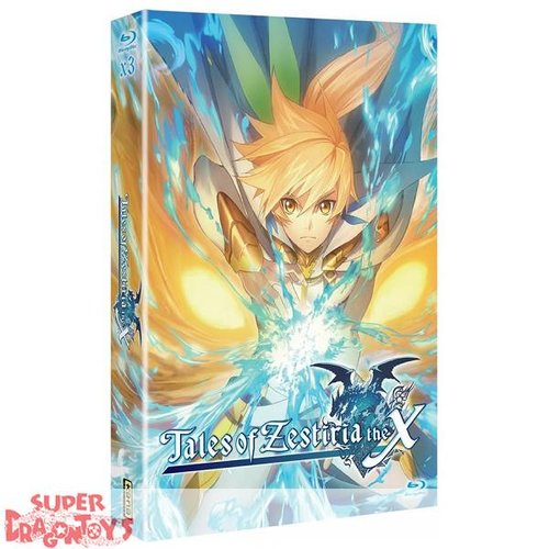 TALES OF ZESTRIA THE X - INTEGRALE [2 SAISONS + OAV] - COFFRET BLU RAY