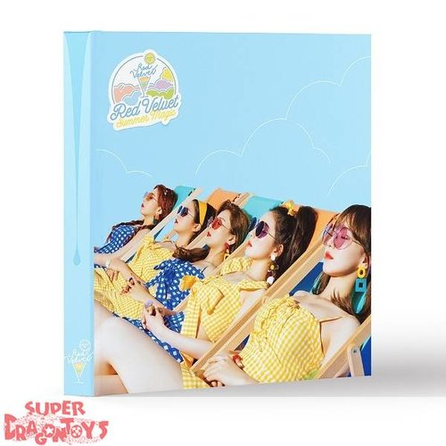 RED VELVET - SUMMER MAGIC - SUMMER MINI ALBUM