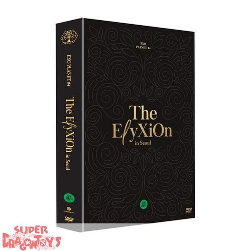 EXO - EXO PLANET 4 : THE ELYXION IN SEOUL - LIMITED EDITION [2DVD] BOX