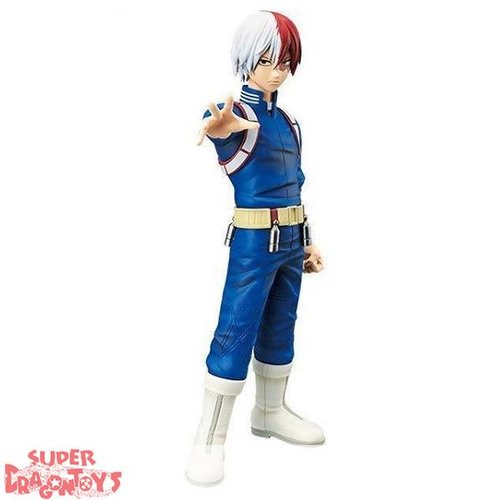 BANPRESTO  MY HERO ACADEMIA - SHOTO TODOROKI - DXF FIGURE SP