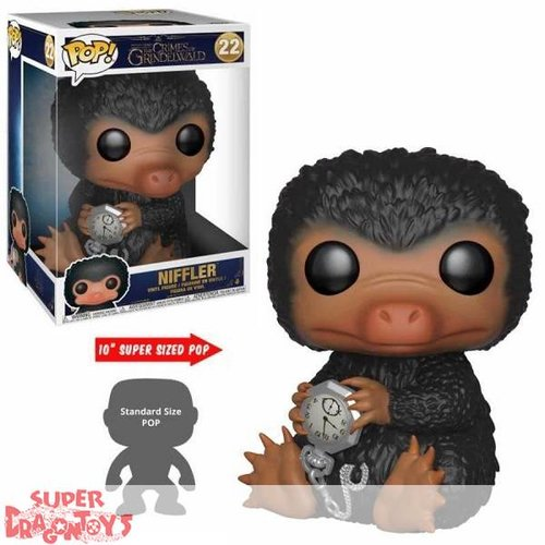 FANTASTIC BEASTS : THE CRIMES OF GRINDELWALD - NIFFLER - FUNKO POP SUPER SIZED (25CM)