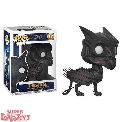 FUNKO  FANTASTIC BEASTS : THE CRIMES OF GRINDELWALD - THESTRAL - FUNKO POP