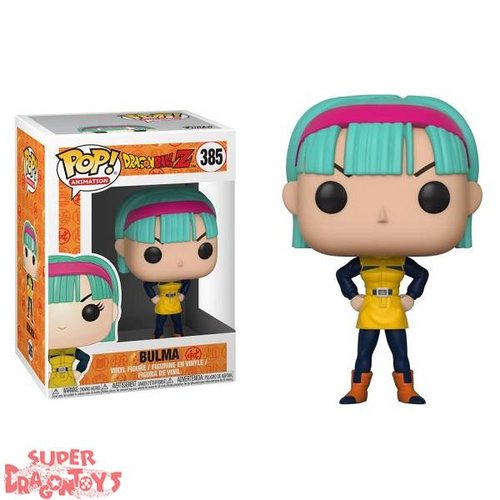 DRAGON BALL Z - BULMA - FUNKO POP