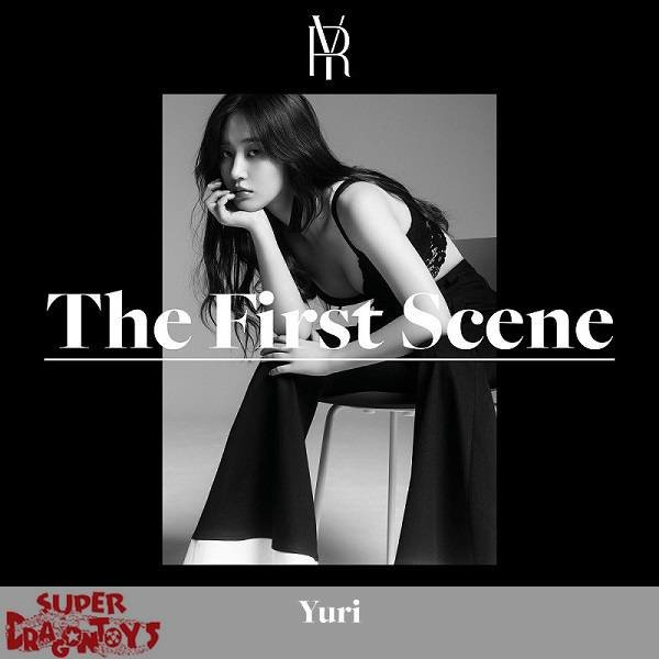YURI - THE FIRST SCENE - 1ST MINI ALBUM + FREE OFFICIAL POSTER