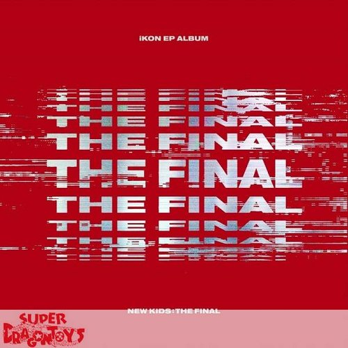 IKON - NEW KIDS : THE FINAL - [REDOUT] VERSION - EP ALBUM