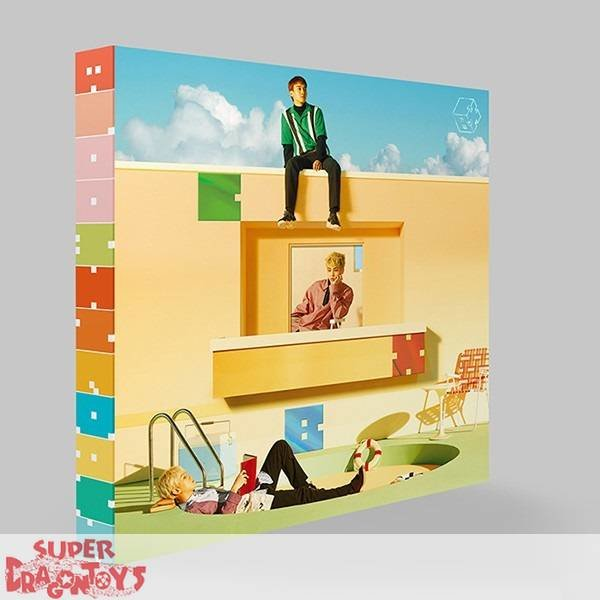 "EXO-CBX - BLOOMING DAYS - ""DAYS"" VERSION - 2ND MINI ALBUM"