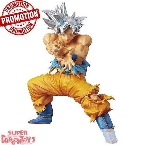 "BANPRESTO  DRAGON BALL SUPER - ULTRA INSTINCT SON GOKOU - DXF ""THE SUPER WARRIORS"" [SPECIAL EDITION]"