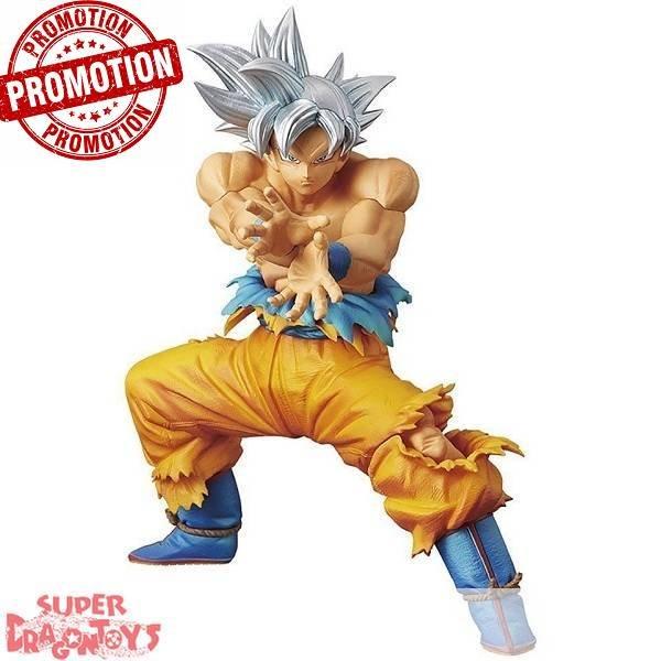 "BANPRESTO  DRAGON BALL SUPER - ULTRA INSTINCT SON GOKOU - DXF ""THE SUPER WARRIORS"" [SPECIAL EDITION]"
