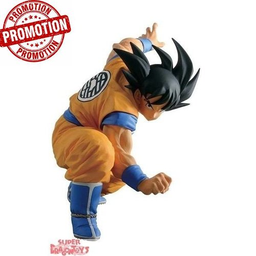 BANPRESTO  DRAGON BALL SUPER - SON GOKOU - SCULTURES BIG SERIE 7