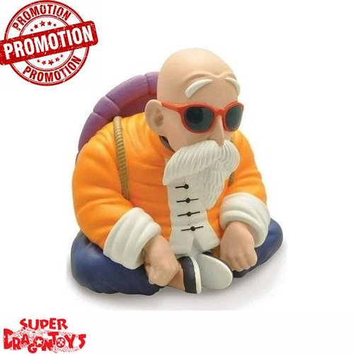 PLASTOY DRAGON BALL - KAME SENNIN (TORTUE GENIALE) - MINI COIN BANK / TIRELIRE