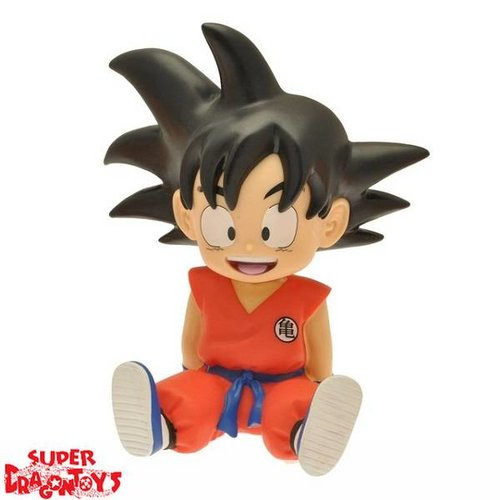PLASTOY DRAGON BALL - SON GOKOU - MINI COIN BANK / TIRELIRE