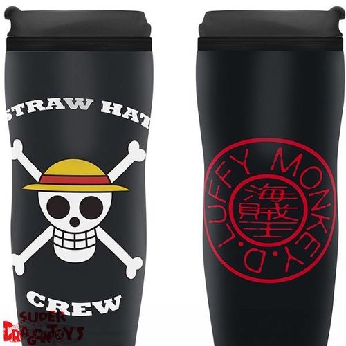 "ABYSSE CORP. ONE PIECE - TUMBLER ""STRAW HAT CREW"""