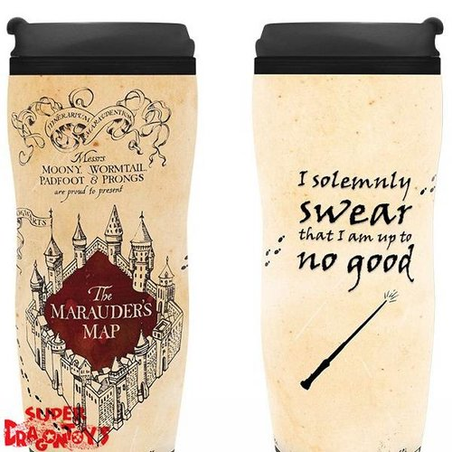 "ABYSSE CORP. HARRY POTTER - TUMBLER ""THE MARAUDER'S MAP"""