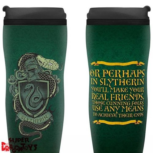 "ABYSSE CORP. HARRY POTTER - TUMBLER ""SLYTHERIN"""