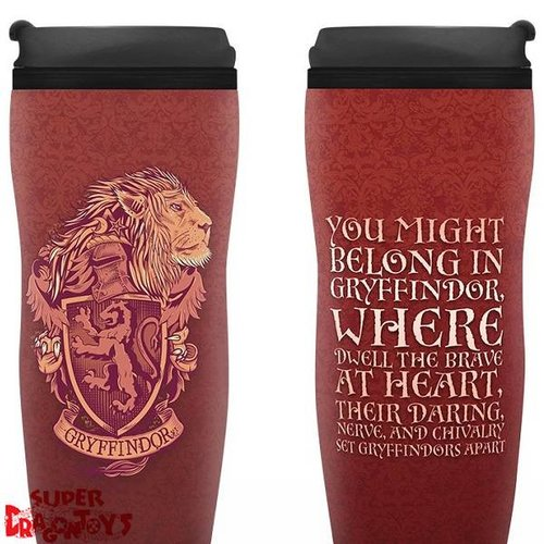 "ABYSSE CORP. HARRY POTTER - TUMBLER ""GRYFFINDOR"""