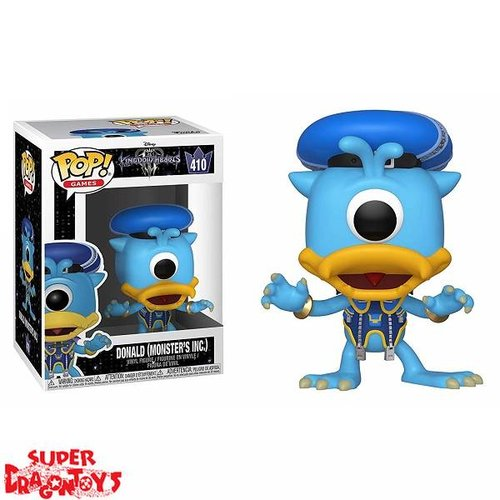 FUNKO  KINGDOM HEARTS 3 - DONALD [MONSTER'S INC.] - FUNKO POP