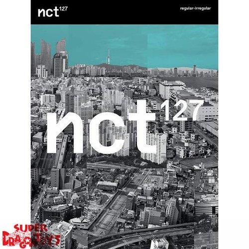 NCT127 - NCT127 REGULAR-IRREGULAR - [IRREGULAR] VERSION - 1ST ALBUM