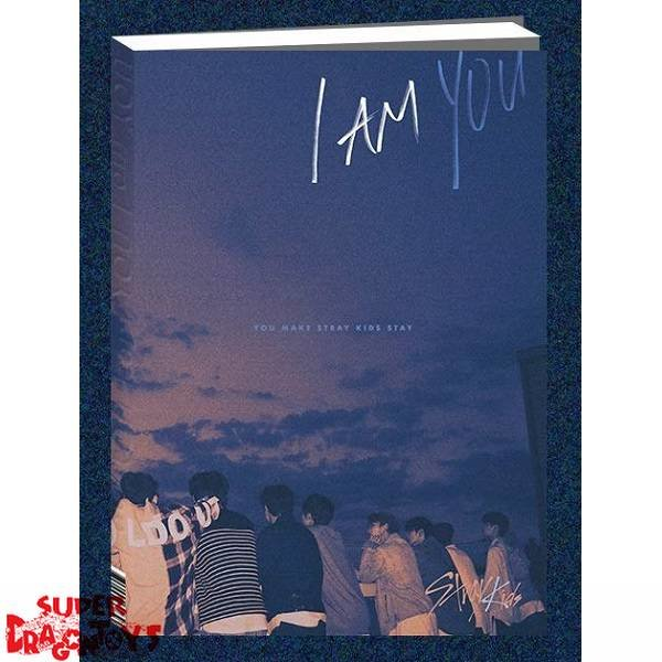 STRAY KIDS - I AM YOU - [YOU] VERSION - 3RD MINI ALBUM