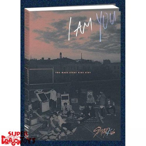 STRAY KIDS - I AM YOU - [I AM] VERSION - 3RD MINI ALBUM