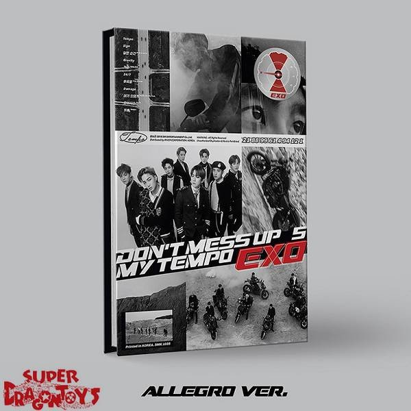 EXO - DON'T MESS UP MY TEMPO - [ALLEGRO] VERSION - 5TH ALBUM